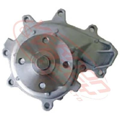 IS-WP-4HE1-XS - WATER PUMP - 4HE1-XS - ISUZU NPR 4HF1