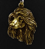 Afghan Hard Gold Plated Pendant