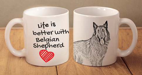Belgian Shepherd Malinois Coffee Mug
