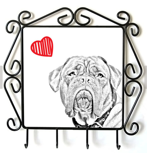 French Mastiff / Dog De Bordeaux Lead Hanger