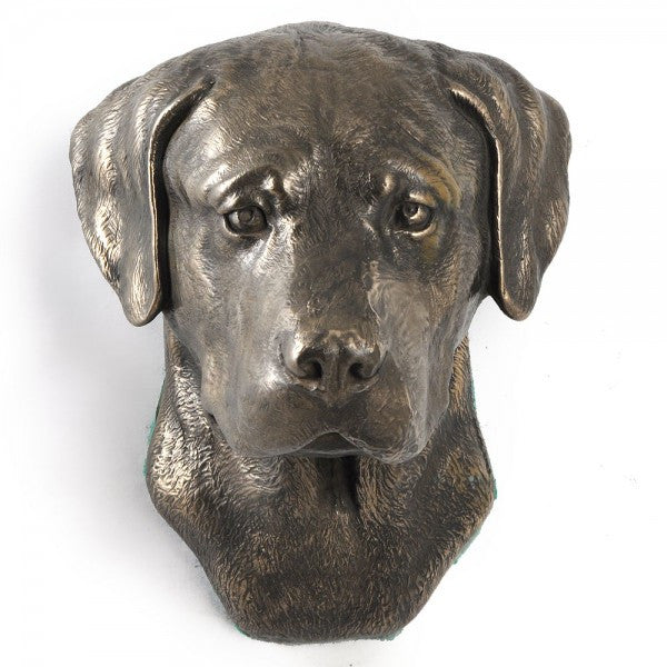 Labrador Retriever Wall Hung Statue