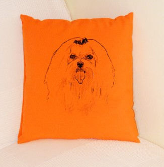 Maltese Pillow