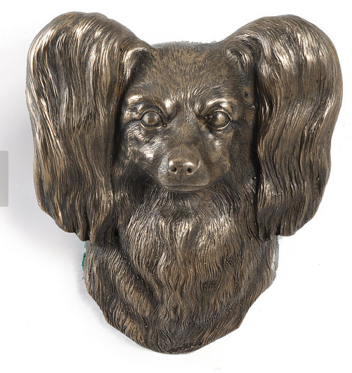 Papillon Wall Hung Statue