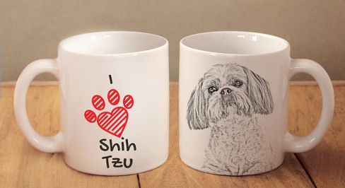 Shih Tzu Coffee Mug