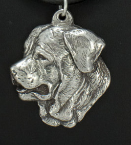 Tosa Silver Plated Pendant