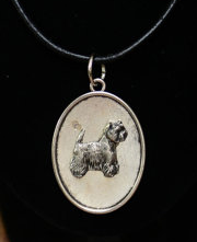 West Highland Terrier Silver Plated Pendant