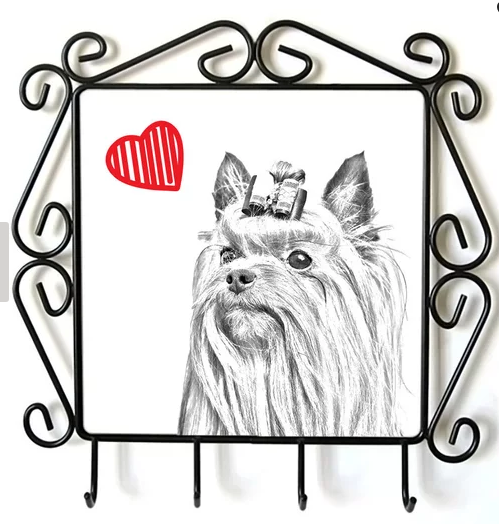 Yorkshire Terrier Lead Hanger