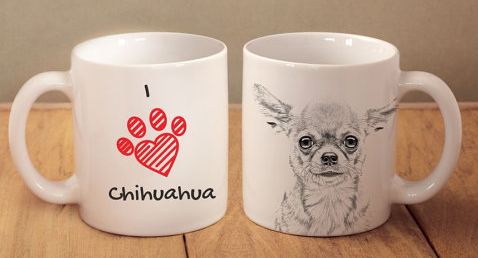 Chihuahua Smooth Coat Coffee Mug