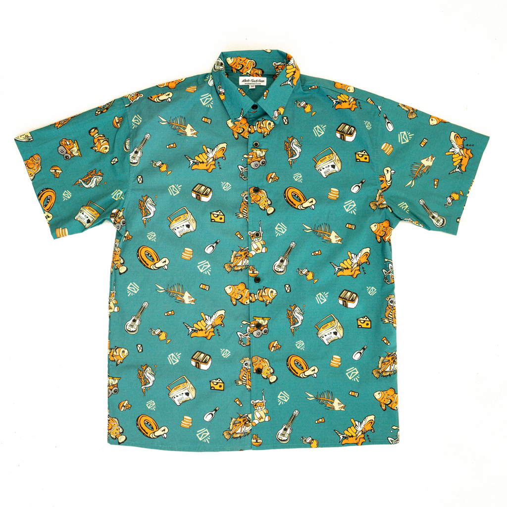 Sashimi MFC Button Down