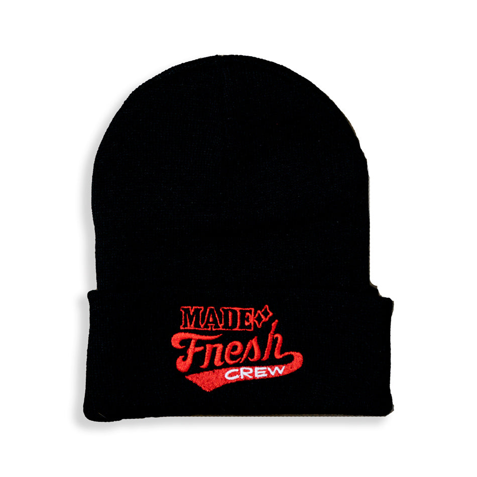 Ball Park Beanie - Black