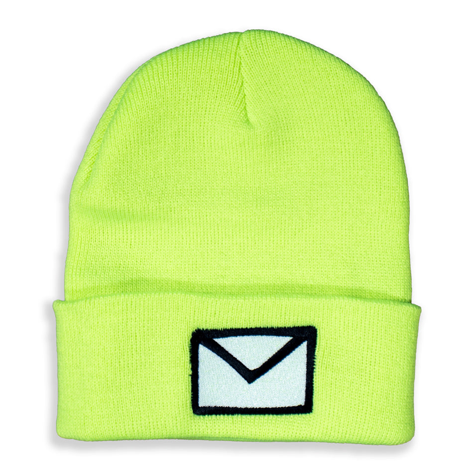 Copy of Copy of Sendvelop Beanie - Neon Green