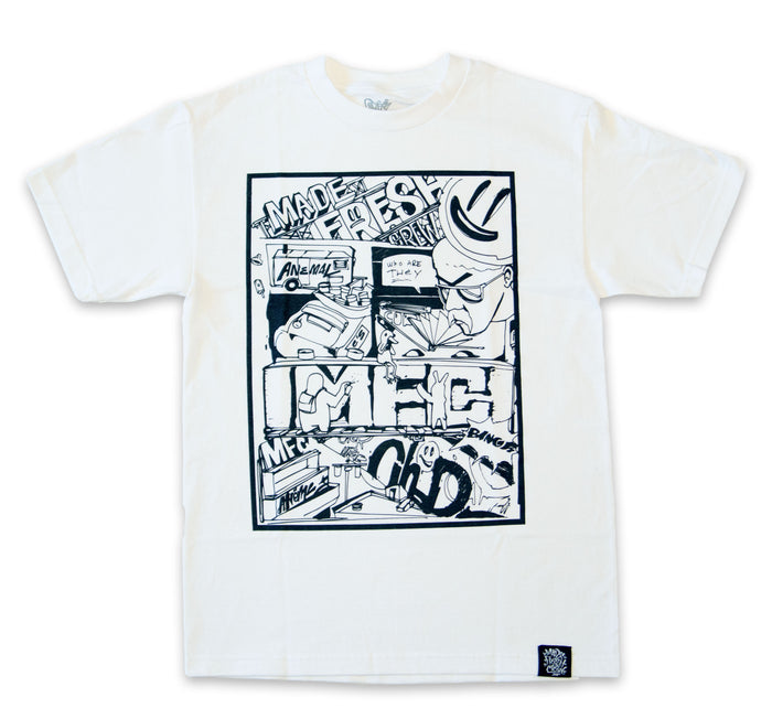 UTER x MFC Comic T-Shirt