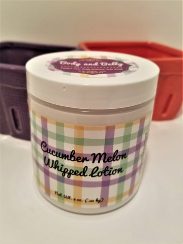 Cucumber Melon Whipped Lotion