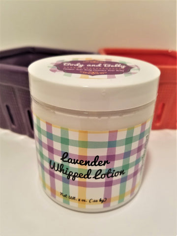 Lavender Whipped Lotion