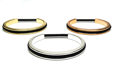 Teens 3 pack Metallic Plated