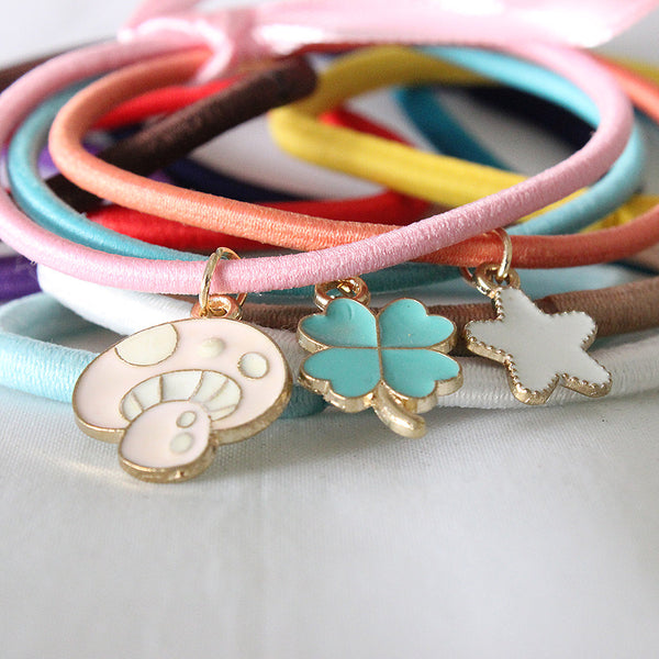 Hair Tie Charms