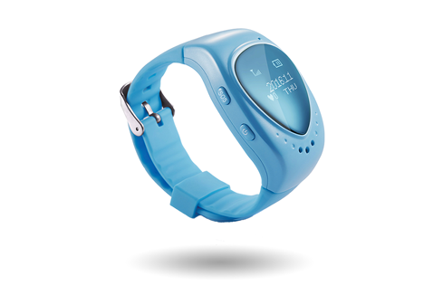 Sky Blue PingMe Watch - PingMe GPS Kids Watch