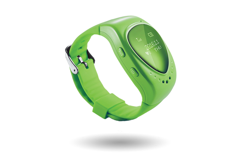 Apple Green PingMe Watch - PingMe GPS Kids Watch
