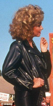 Greece Olivia Newton John Biker Jacket T Birds