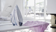Braun ironing - dont wear clothes straight after you iron them