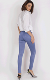 Gelato Light Blue Skinny Leg Jeans