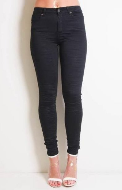 Load image into Gallery viewer, Onyx Gelato Legs Super Stretchy Jeans