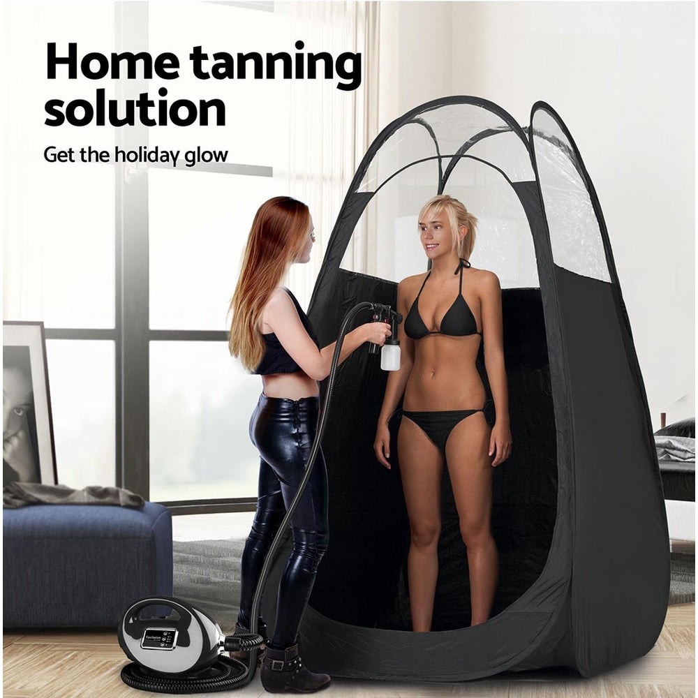 Load image into Gallery viewer, Professional Spray Tan Machine- Black