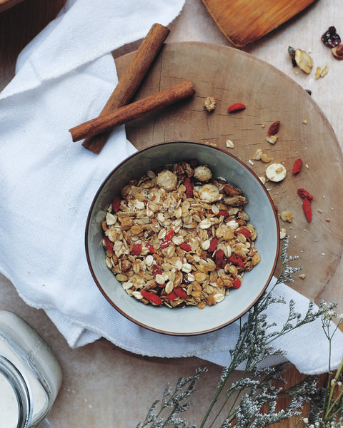 Goji Berry & Cream Granola // 500g