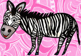 zippity zebra - kids placemats, activity mats for kids, tabletop for kids,original kids birthday presents,