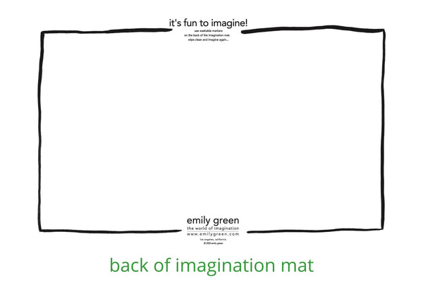 kit kat imagination mat