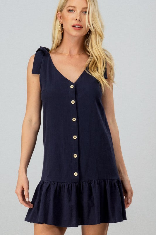 Hampton Hem Dress