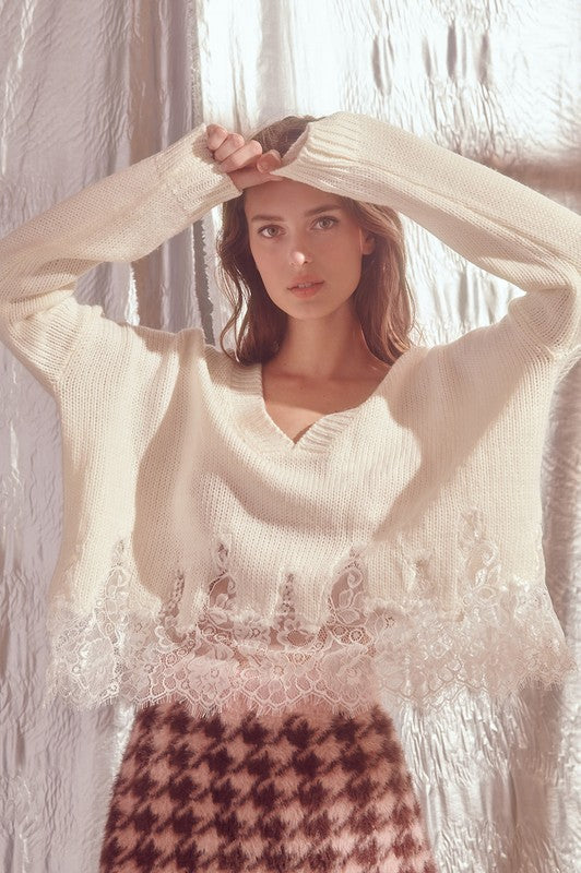 Eternal Bliss Sweater