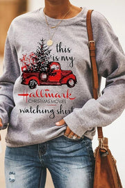 This is my Hallmark Christmas Sweater