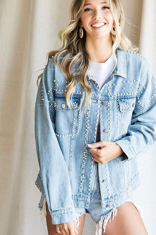 The Emma Claire Jacket