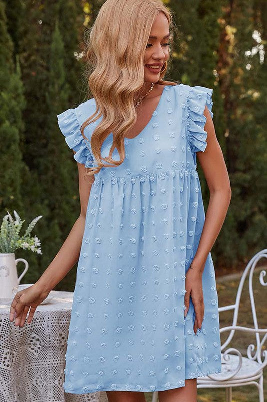 Blakely Babydoll Dress