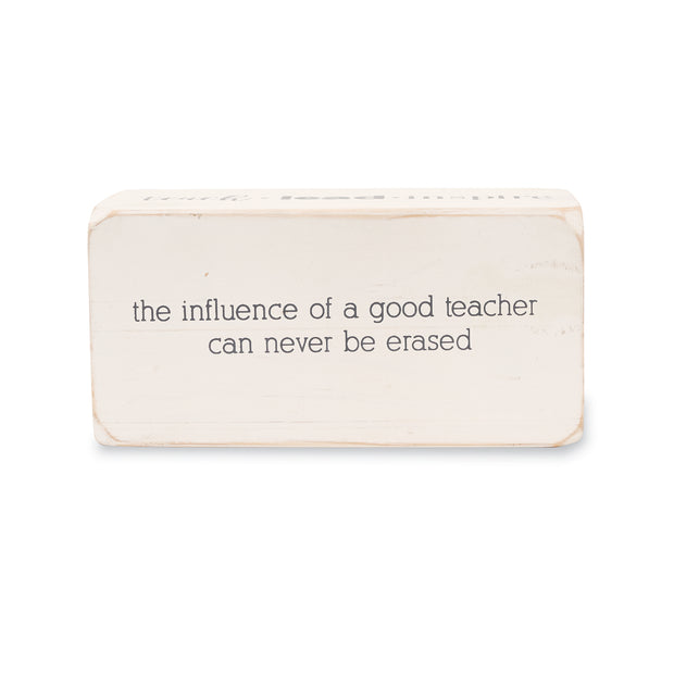 Teacher Inspire Sentiment Block