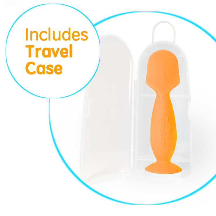 The Mini Baby Bum Brush with Travel Case