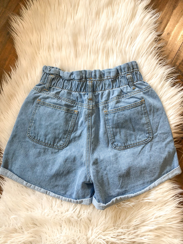 Denim Dreams Shorts