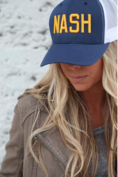 The Nash Collection Classic Trucker Hat