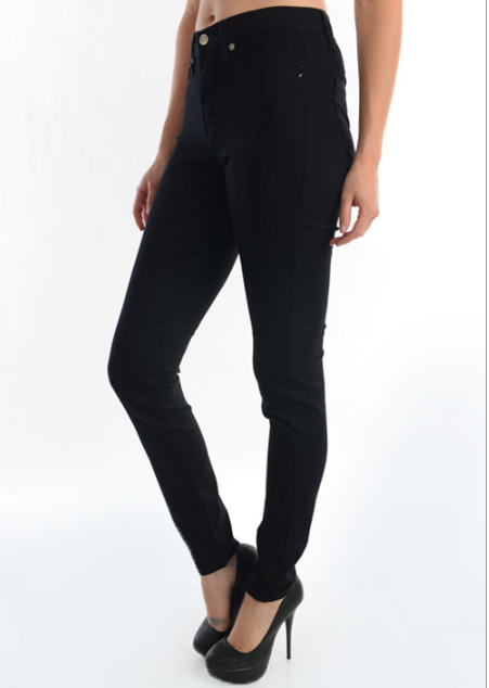 8190BLK Judy Blue Jeans
