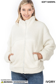 Willow Sherpa Jacket