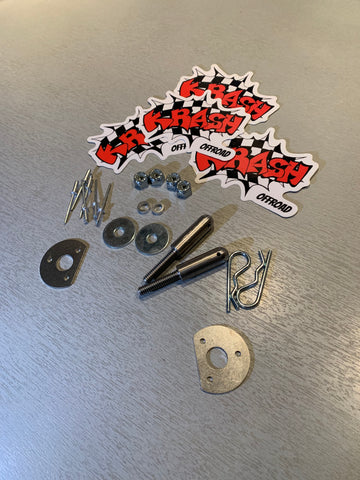 Honda Talon Hood-Pin kit