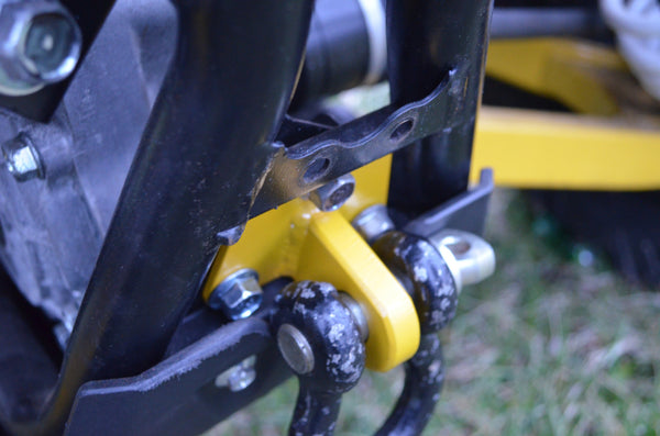 YXZ1000R Tow point/ Shackle mount/ Tie down