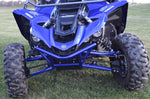 Yamaha YXZ front bumper 2019 custom blue powdercoat