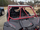 Dark Red Krash Offroad Roll Cage on Yamaha YXZ1000r