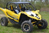Yamaha YXZ1000r roll cage Krash Offroad custom built for the YXZ in black