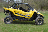 Krash Offroad roll cage on Yamaha YXZ1000r bolt on cage w/integrated rear bumper for the YXZ