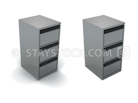 Staystock - 3D File Cabinet