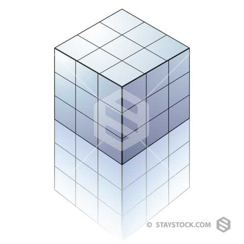 Staystock - 3D Game Cube