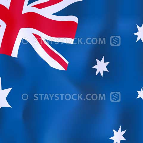 Staystock - Australian Flag